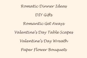 valentinesdaylist